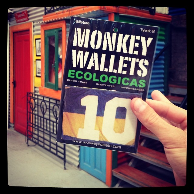 #monkeywallets #monkeybag #boca #laboca #argentina @monkeywallets