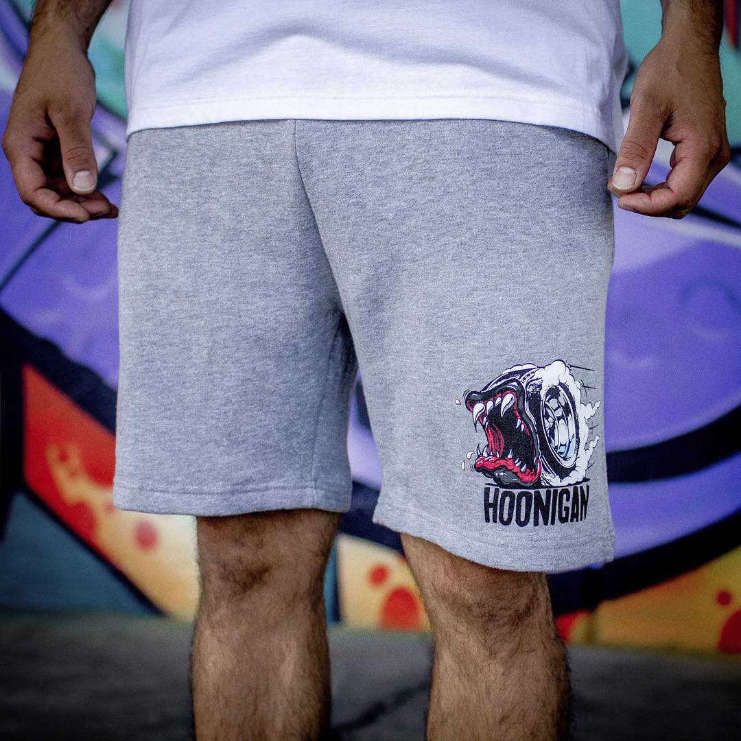 For the ultimate mix of comfort and badassery, the Creature of the Hoon trainer shorts got you covered. #ourfavoriteworkshorts