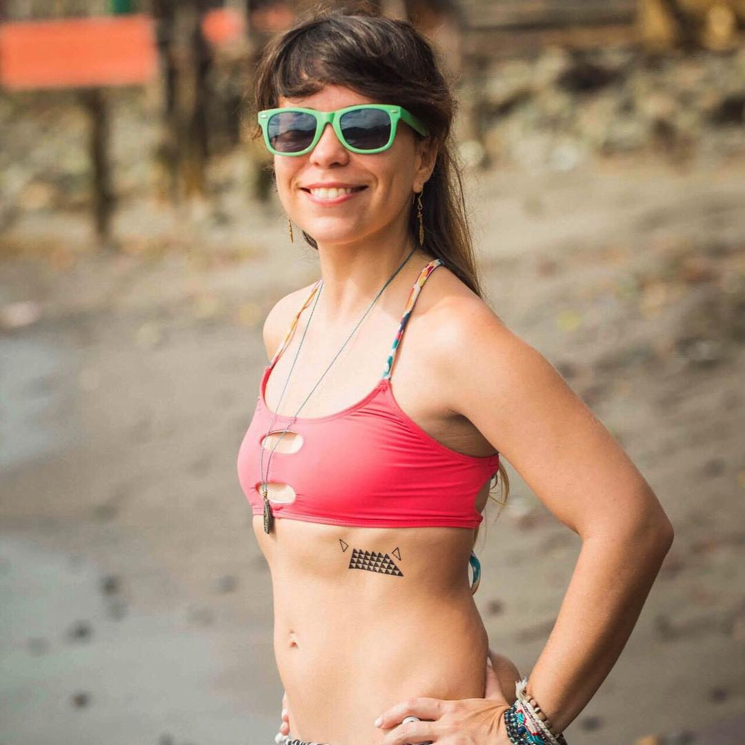 The best bikini accessory is a smile! @santhiar #sensiclaire #surfergirl #jointheadventure PC: @moxyint
