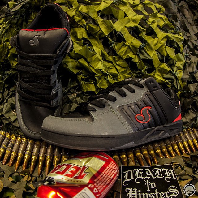 The @BrianDeegan38 @DVSShoes #NOWAVAILABLE