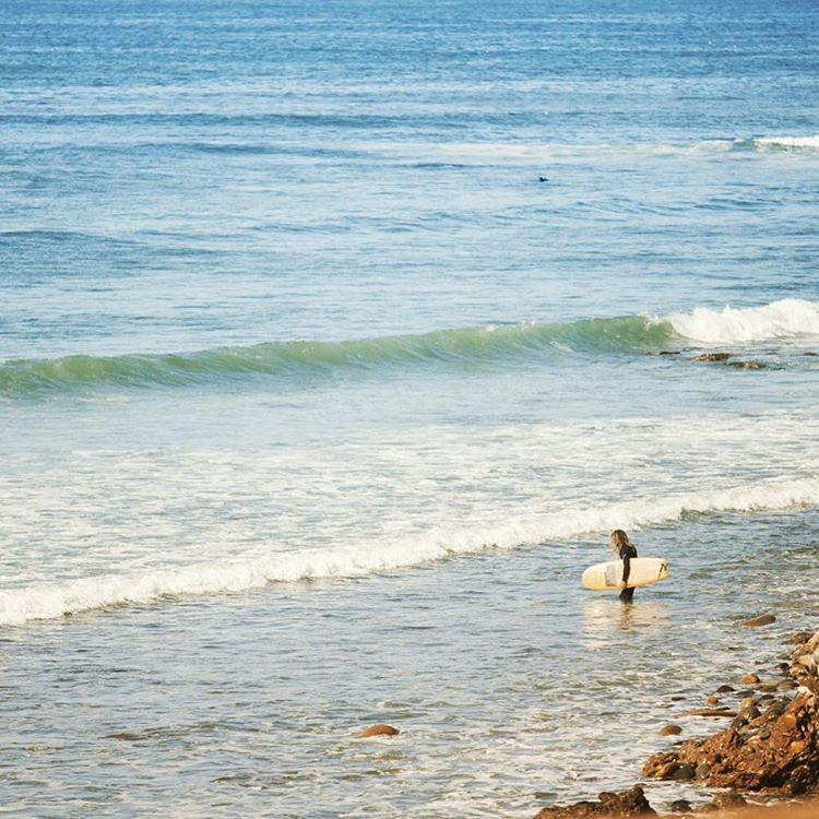 ~ Solitude in the Sea ~  As surfers we have a roll to play in the protection of our Oceans. We can see and feel first hand the beauty, fragility, and also the degradation of the Sea. Stand up and protect what you love. We must be the voice for those...