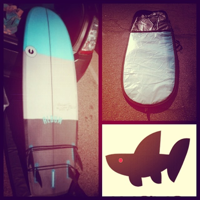 wave tribe 6 #minisimmons #boardbag #madeinusa for #jointhetribe dave