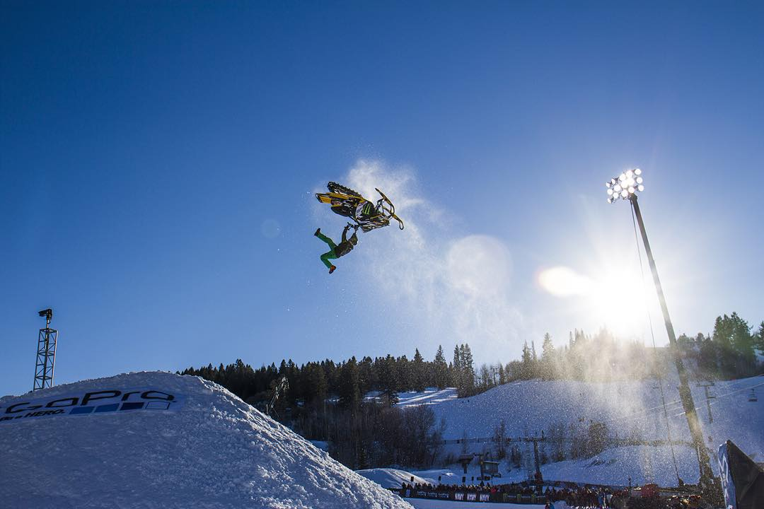 Snowmobile Freestyle and Skier X will return at #XGames Aspen 2016!  Click the link on our profile page to learn more.