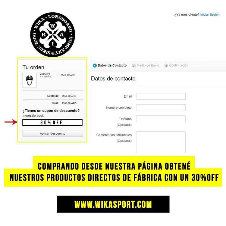 Hoy es un día para comprar eso que mas te gusta!!! Encontra toda nuestra línea en www.wikasport.com  #deportesextremos #extremotivation #deporte #deporteextremo #argentina #argentinaig #argentinaingram #argentina2015 #argentinaa #buenosaires...
