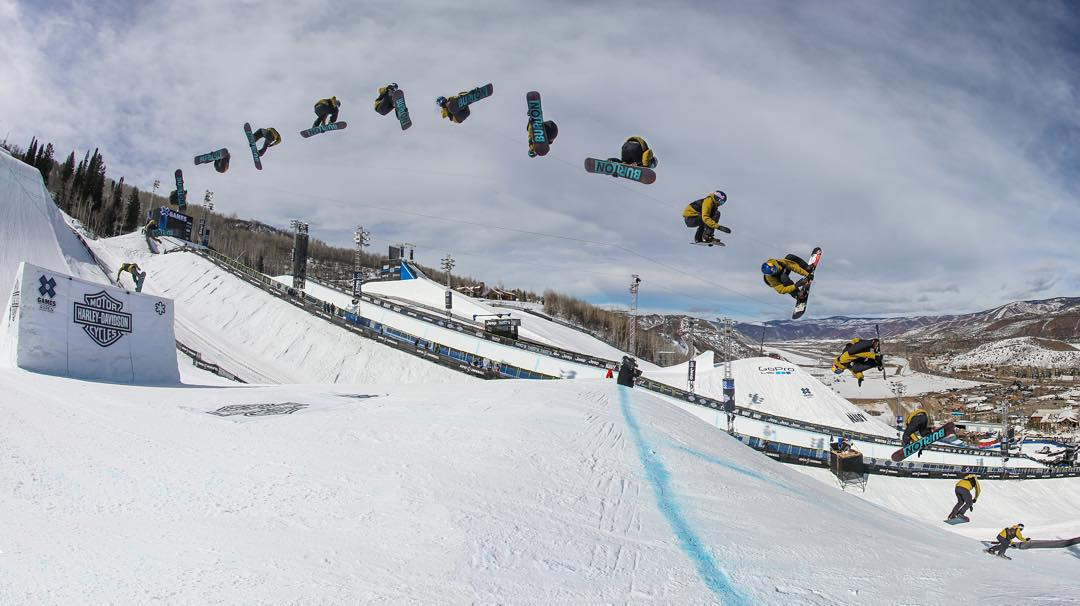 #XGames Aspen 2016 • January 28-31 • Buttermilk Mountain • Three different sports • 20 medaled disciplines