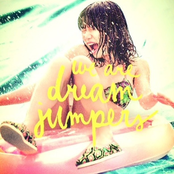 #dreamjumpers #pic #campaign #dream #jump #summer #Paez #paezshoes #shoes #photo #fun #water