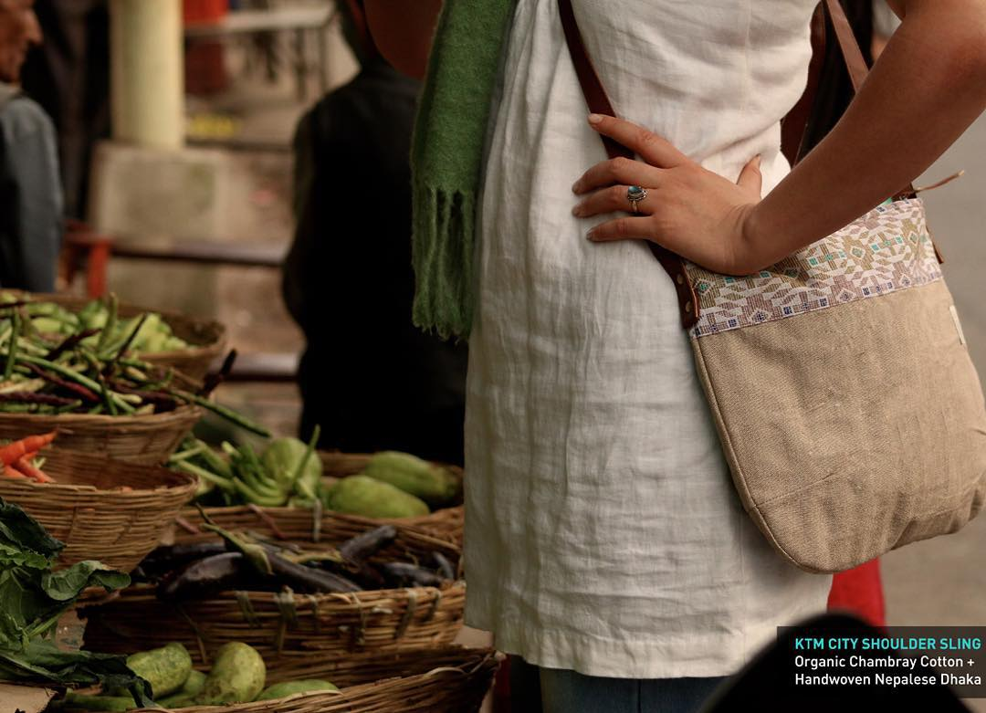 consume consciously X connect globally #estwst #travel #handbag #handmade #purse #bag #vegan