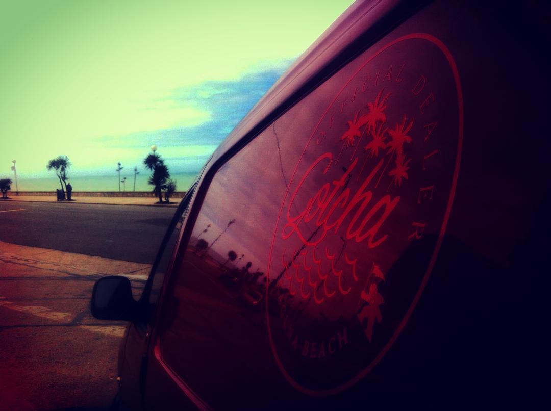 We ❤️ Mar del Plata - #gotcha  #mardelplata #onelove