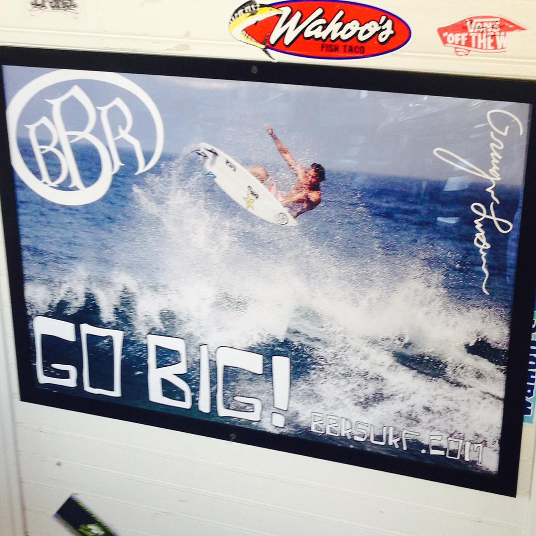 Just put up in Norco Wahoos. Thank you again for the support from the team at Wahoos Fish Taco. #bbr #bbrsurf #bbrsurfwear #buccaneerboardriders #wahoosfishtaco #norco #thankyou #roncamaro #edlee #winglam #grangerlarsen