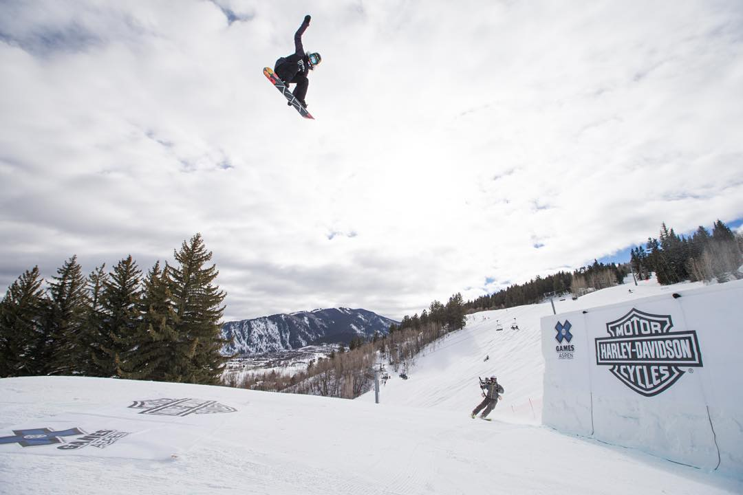 #XGames Aspen Snowboard Disciplines • Men's Big Air • Men's Slopestyle • Women's Slopestyle • Men's Snowboarder X • Women's Snowboarder X • Men's SuperPipe • Women's SuperPipe • Snowboarder X Adaptive • @SpecialOlympics Unified