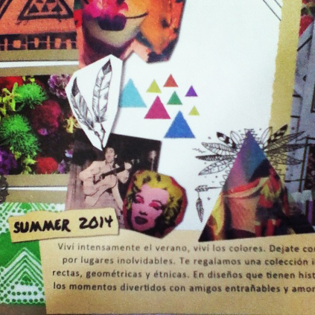 Catalogue 2013/2014 #inspiration #book #catalogue #collage #print #Paez #paezshoes Find us everywhere www.paezshoes.com