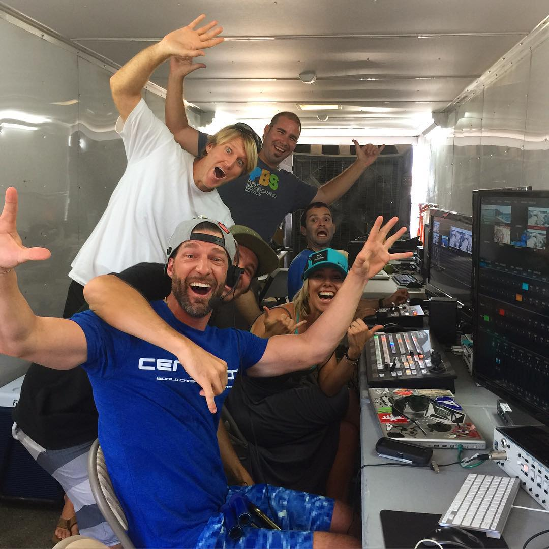 Houston, we do not have a problem (unless it's being #OverStoked). Mission control goes off at the World #WakeSurfing Championships!!! @photoepica taking care of business, making sure I don't hit the wrong switch!! H5 #LoganKnutzen | @blairsneighbor |...
