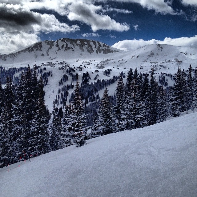 Sleeper #powday at @lovelandskiarea