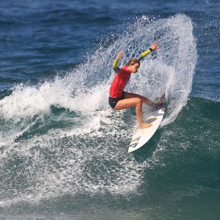 Ola Portugal! Tune in to @wsl to cheer on @biancabuitendag in Round 1, Heat 2 at the #CascaisWomensPro