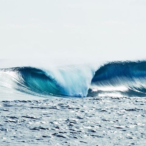FROTHING // never get tired of this view #luvsurf #wave #eltubo #aframe