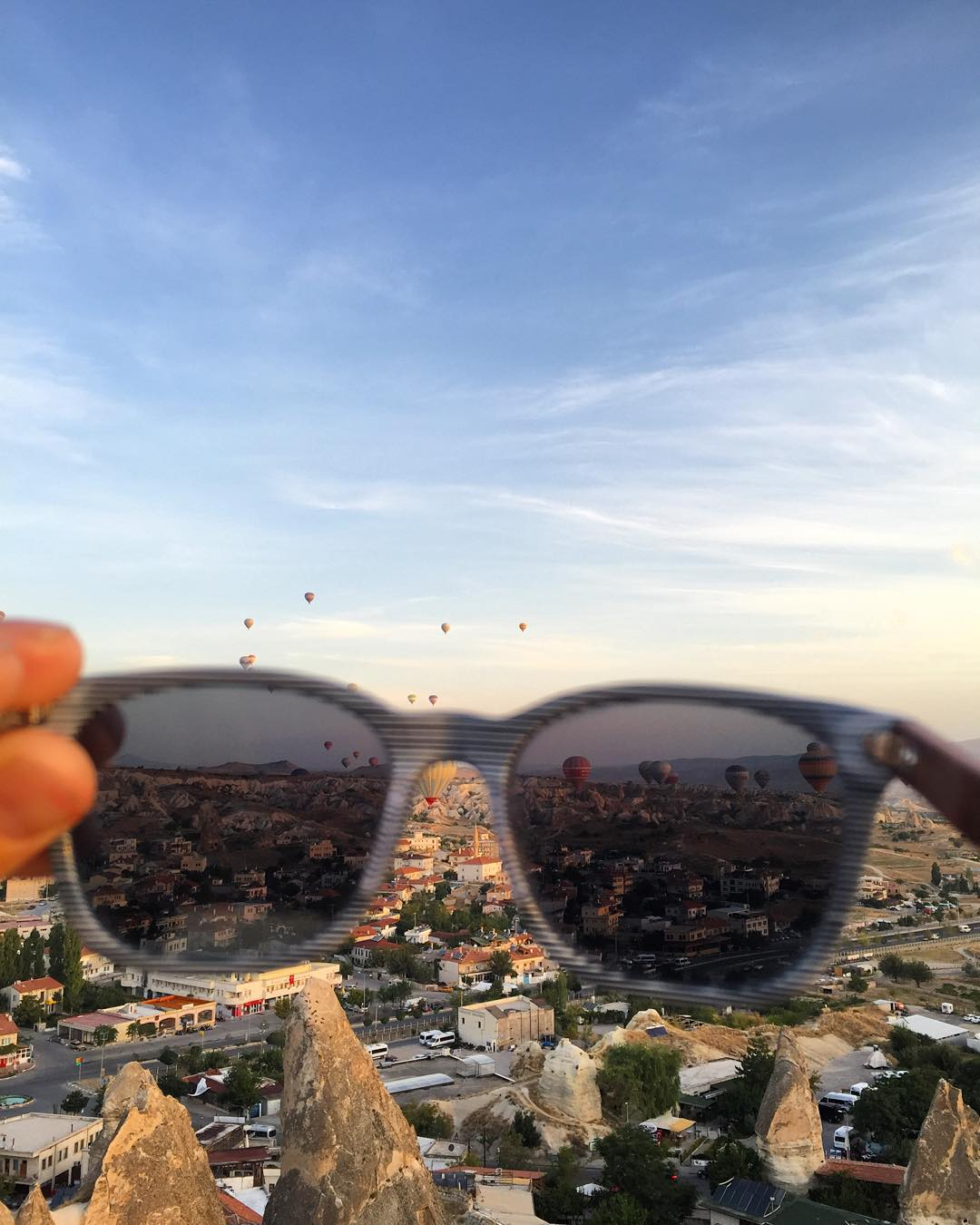Goreme National Park, Turkey #throughglasseyes by @tkdame