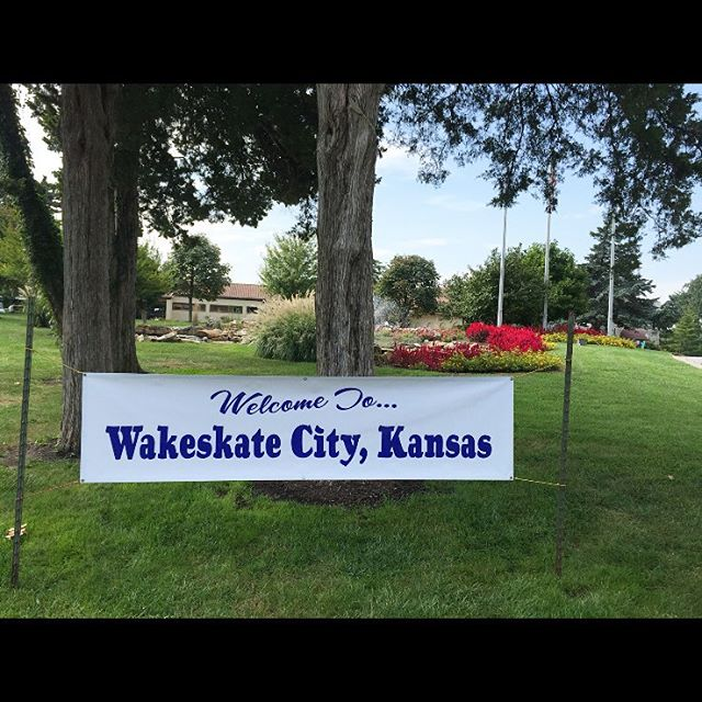 Welcome to Wakeskate City, KS!  #RelentlessWeekend