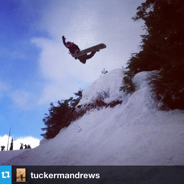 Banked Slalom winner @harry_kearney gives the new #passitonproject a proper send off. #Repost from @tuckermandrews