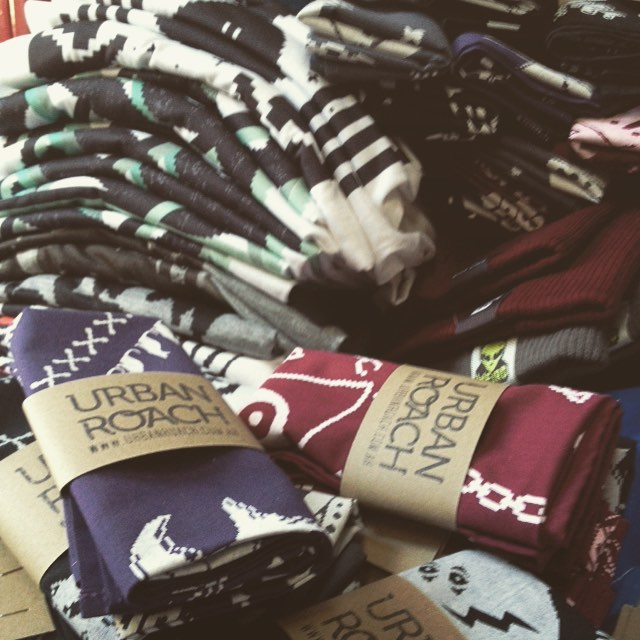 Pasate por el stand de @urban_roach en @trimarchidg TENEMOS STOCK ❤️❤️
