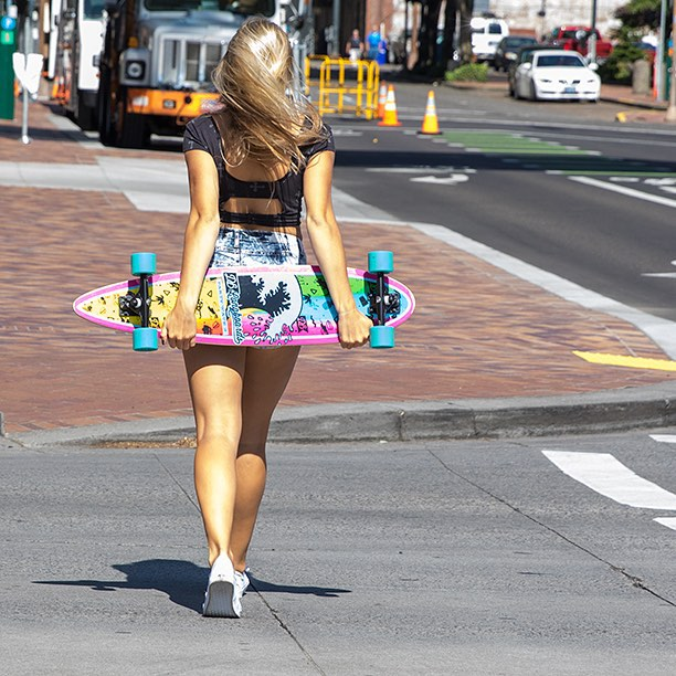 There's still some summer out there. Snag the Party Wave and find it. #longboard #longboarding #longboarder #dblongboards #goskate #skateboard #skateeveryday #pintail