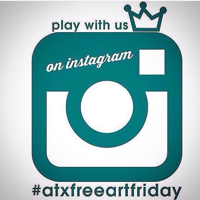 Happy #atxfreeartfriday keep checking this post to see who is hiding art today. • • Any questions on the game please check out atxfreeartfriday.com • • Happy hunting! #atx #austintx #spratx • • If you are hiding art and want to be listed In the image...