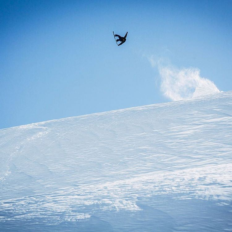 @ChrisRasman has an insane part in the @TWSnow #OriginsMovie this year. Have you seen it yet?