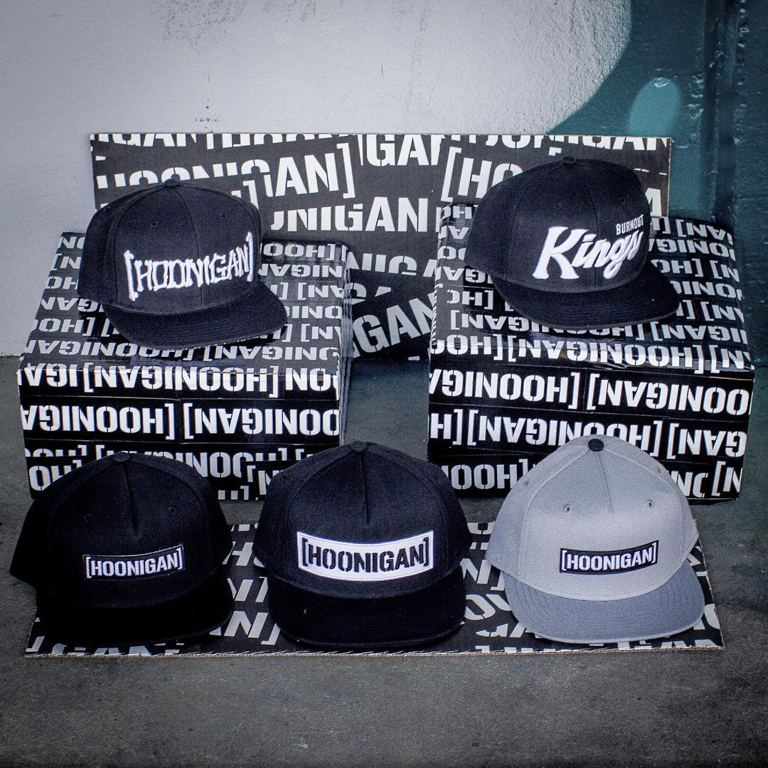 Not a part of the loyalty squad? Well, you should be, 'cause they're getting A FREE SNAP BACK with all orders over $40 while supplies last! Log in or make an account on #hooniganDOTcom to cash in on exclusive deals and unreleased gear! Deal ends in a...