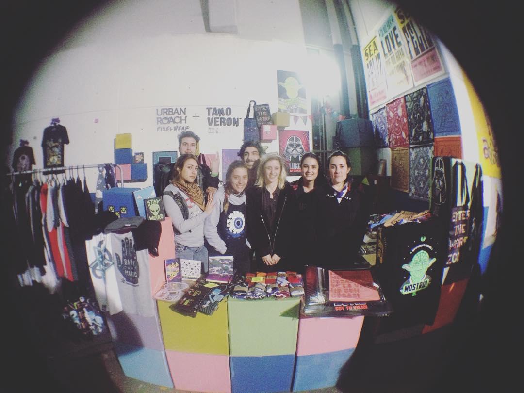Fin de jornada urbanchera DÍA 1 @trimarchidg con amigos #tmdg15