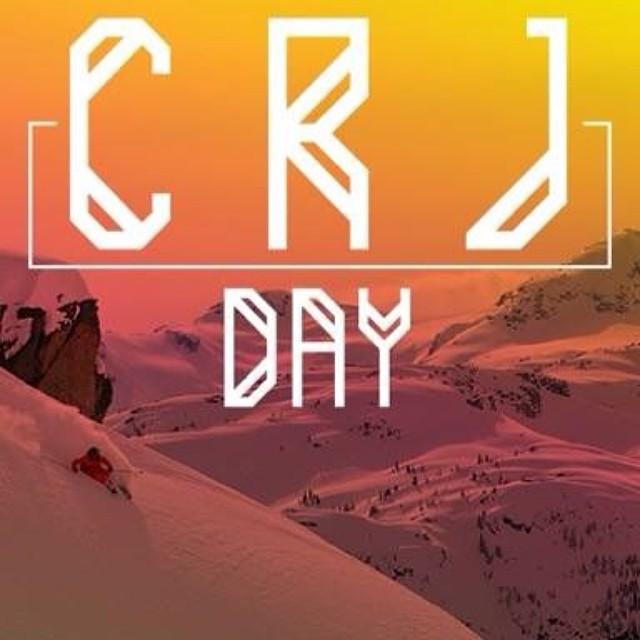 Come celebrate CR Johnson's life tomorrow at @altaskiarea with us. #crjday