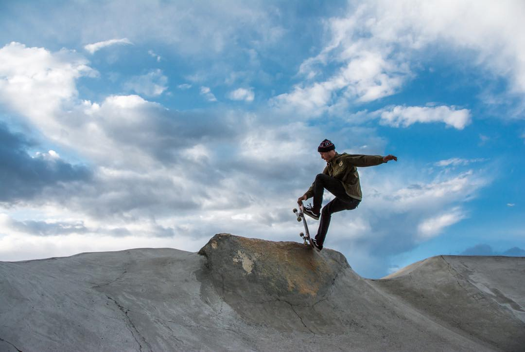 Tailblock en Mammoth @manu_dominguez • #TeamVans