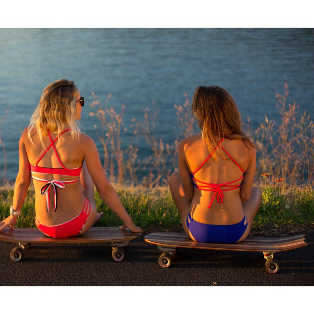 Hood River beauties, don't miss the trunk show today and tomorrow! @theruddyduck will have a preview of the 2016 collection and tons of sale items! #hoodriver #bikinilife #sensibikinis #jointheadventure