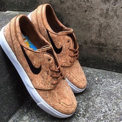 Gonna say these cork Nikes are pretty fresh to def! #shoeporn #sneakerheads #nikesb