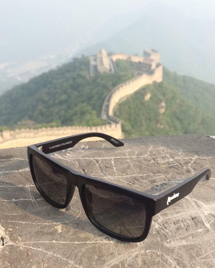Yep, it's a wonder of the world Sunglasses: Black Pearl - Floatable Kameleonz.com