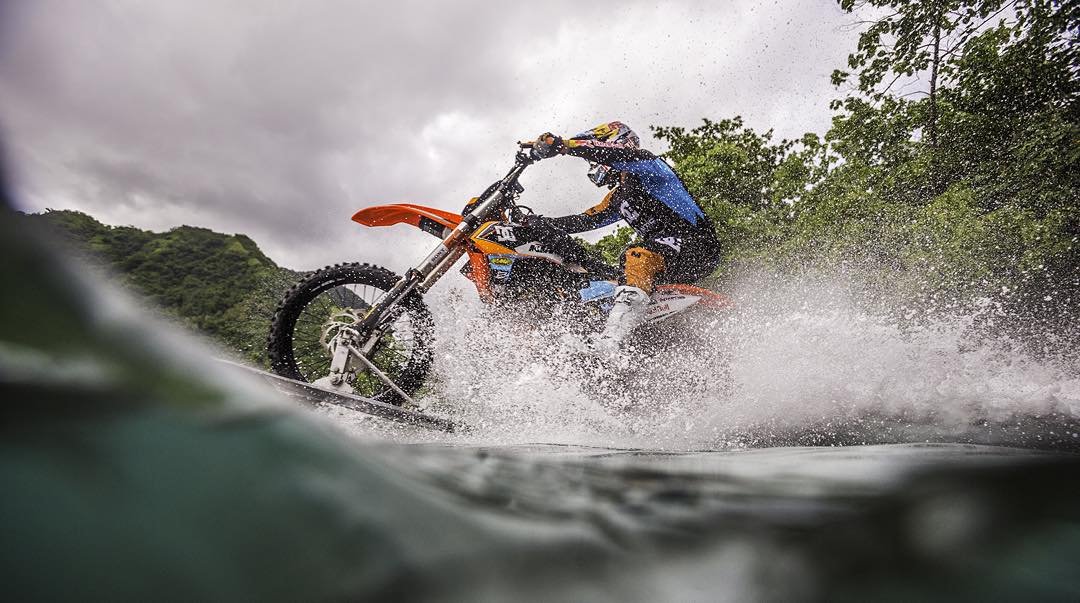 """I'm not doing it to see people's reactions.  I'm doing it to fulfill a dream.""-@RobbieMaddison #DCPipeDream ("