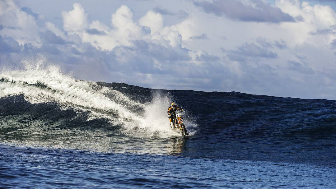 """People said: 'Ah, it's a pipe dream. It's never gonna happen.' Every now and then, a pipe dream works out!""-@RobbieMaddison #DCPipeDream ("