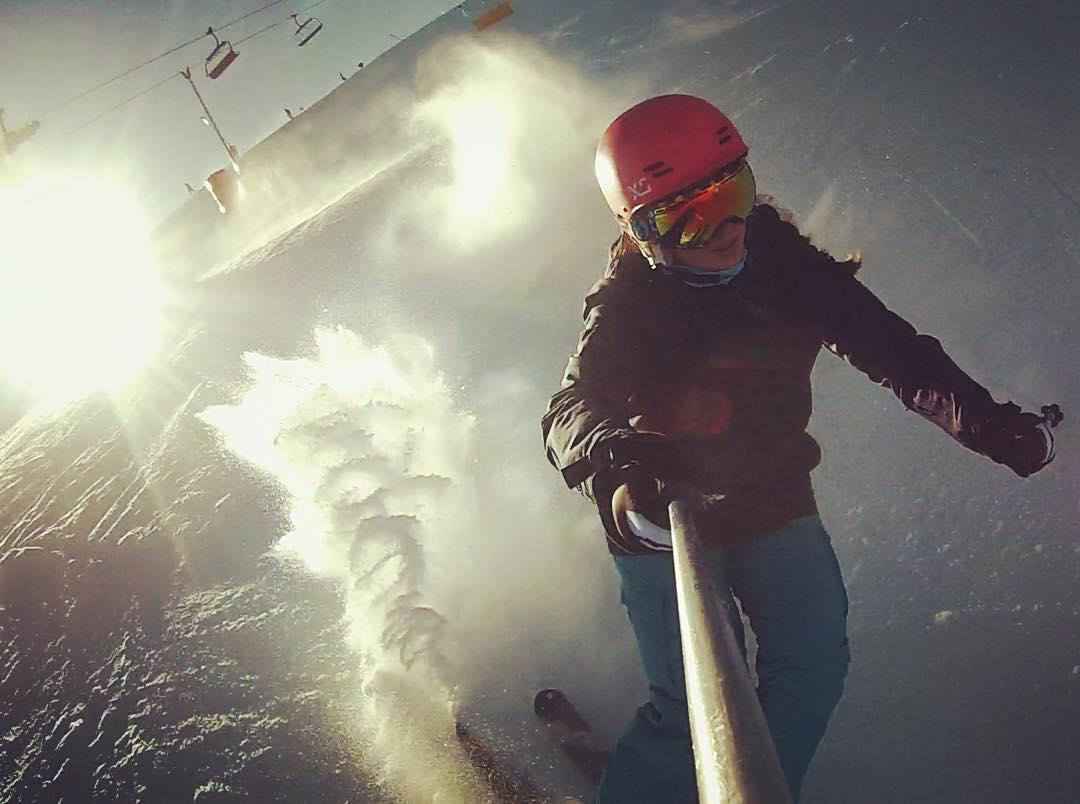Soon @sonsomasia! #ski #snow #freeski #xshelmets #mountains #pow