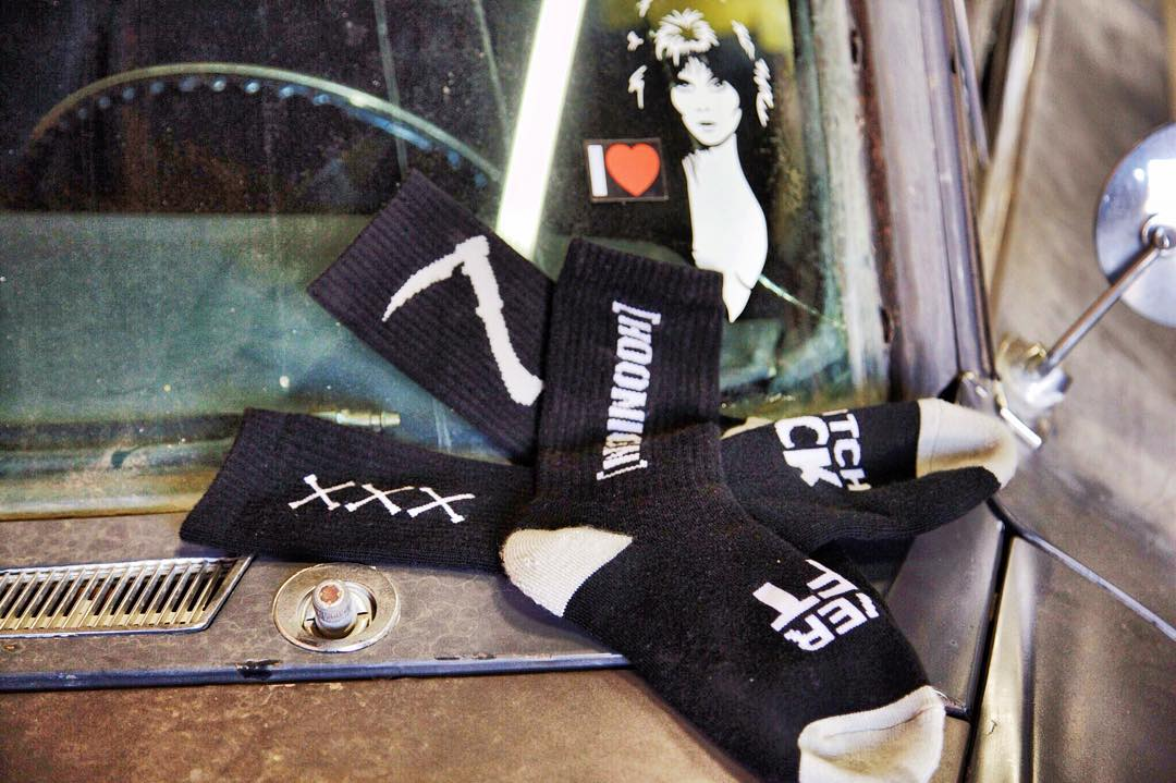 Fancy footwork on the pedals can work up a sweat. Keep your feet cool with some #HNGN socks. Check out our selection at your local @zumiez or as always at #hooniganDOTcom