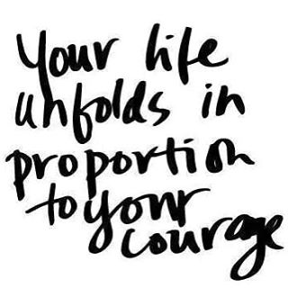 B E // B R A V E #luvsurf #luvsurfgirl #courage #life #wisdom