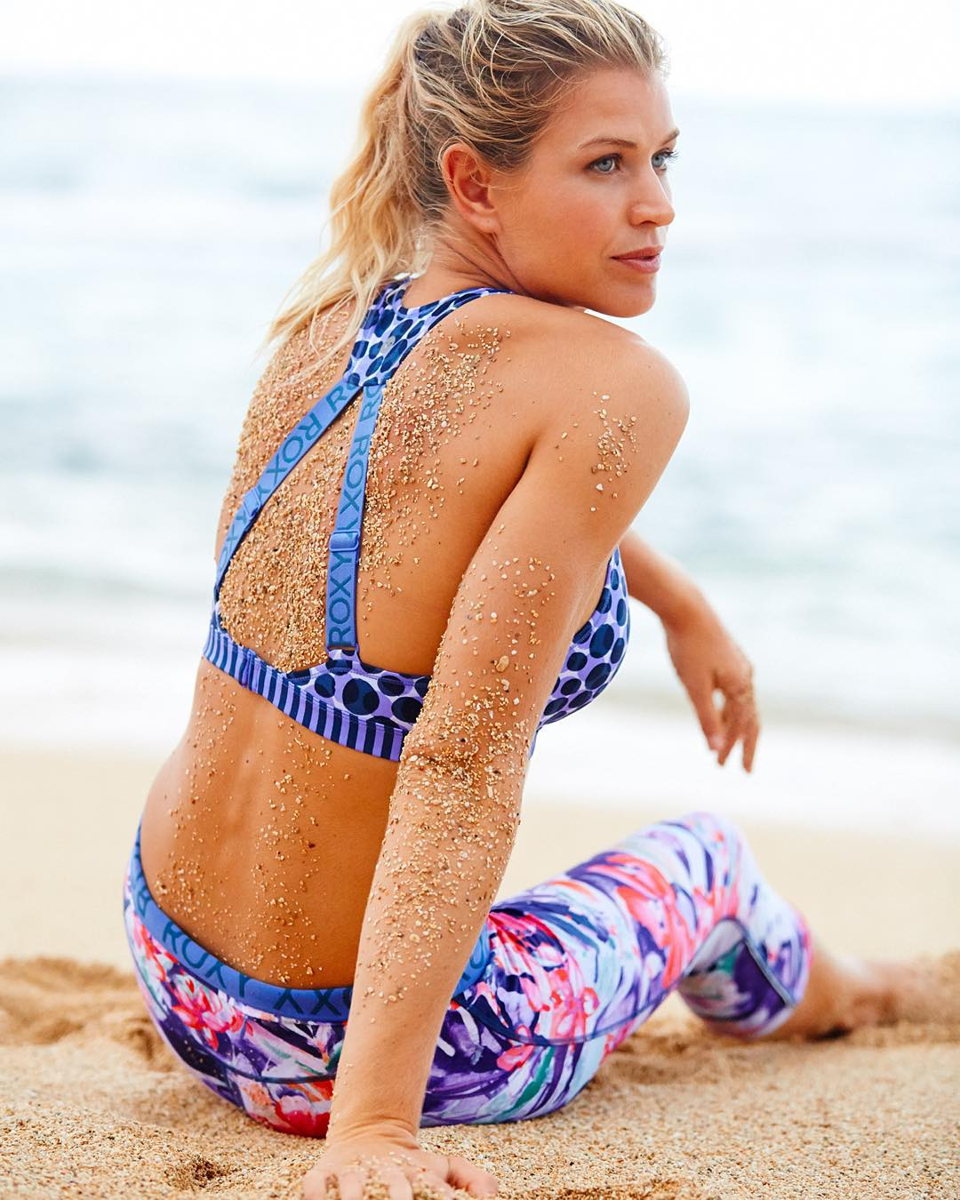 Are you #ROXYready for a stretch on the beach? Sign up for a #RUNSUPYOGA event in Hossegor, Okinawa, Sydney or Panama and get set to say Namaste in style.  roxy.com/runsupyoga