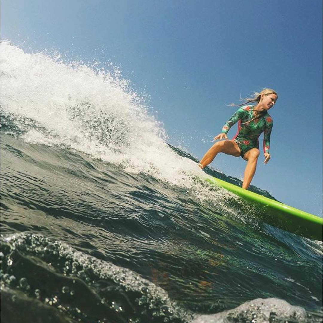 You can't stop the waves from coming, so better to learn how to surf 'em