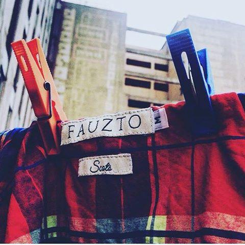 #Fauzto #Camisas #Scots #Dubliner #AmigosdeFauzto #GraciasJuan #Rene #Argentina #London #ciudadanodelmundo #fauztoporelmundo #M #sizeM #classicfit#fauztomundial #fauztoba