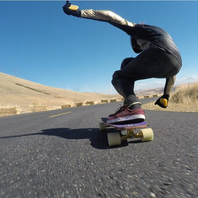 @mariel_86 charging Maryhill this past weekend