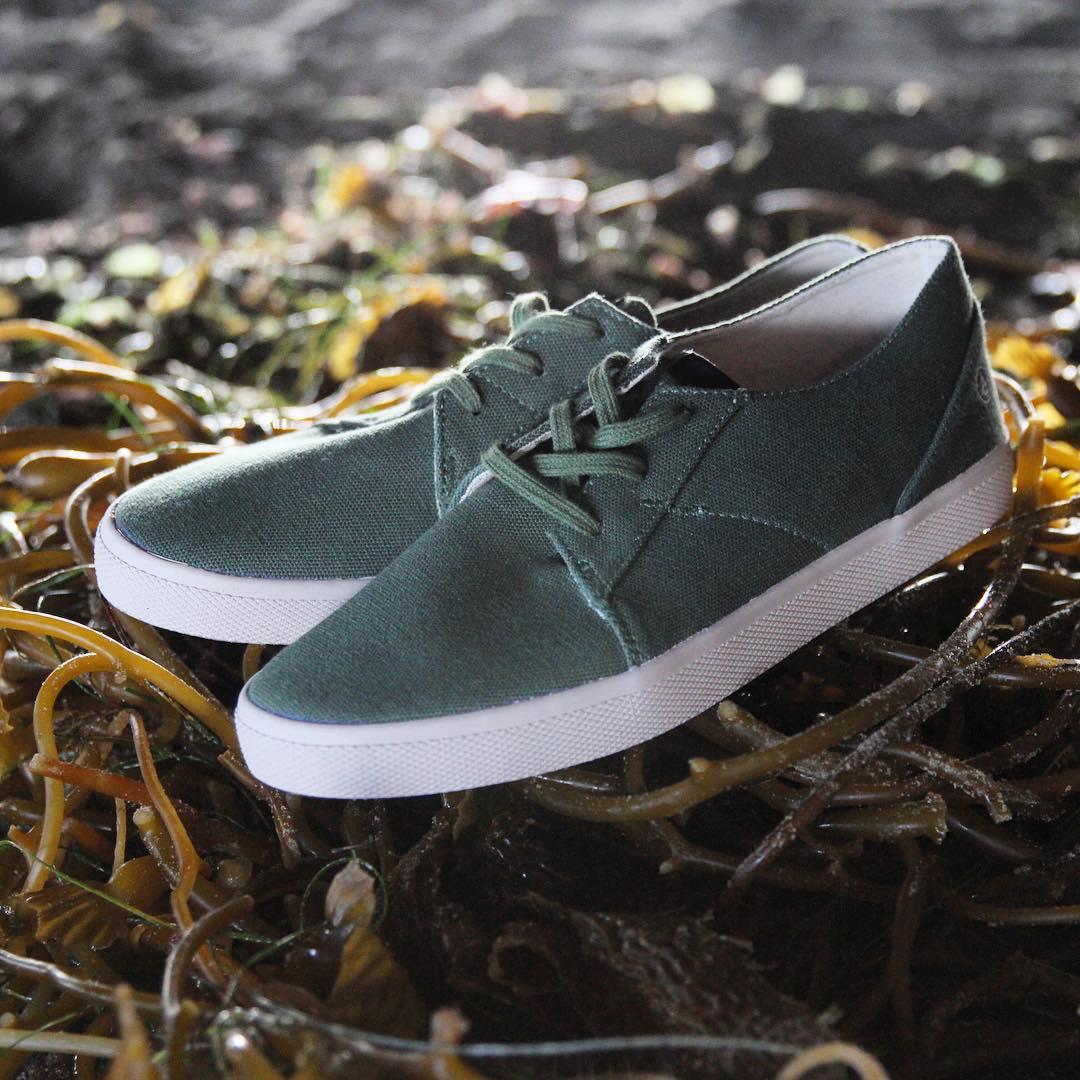 Lo Fi Green. Nueva colección #SS16 #Volcomfootwear #truetothis
