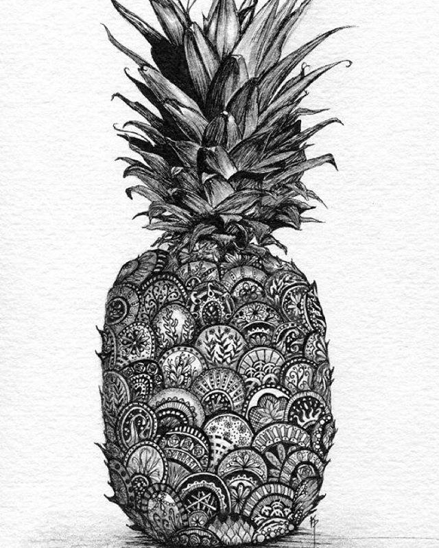 P I N E A P P L E // P E R S P E C T I V E #luvsurf #pineapple #tastytreat
