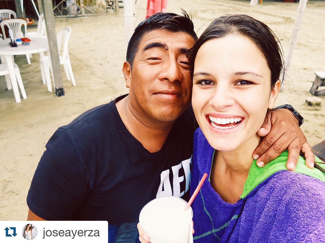 @joseayerza desde Ecuador!