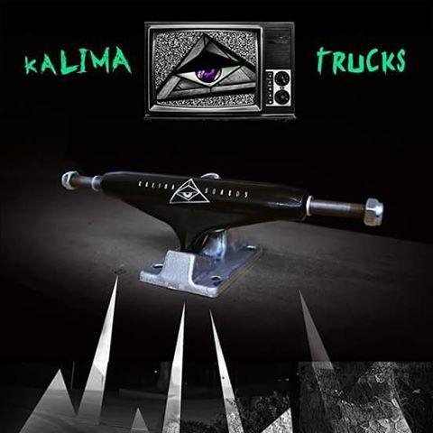 Trucks Kalima 5.5`` #skate #skateboarding #kalima trucks