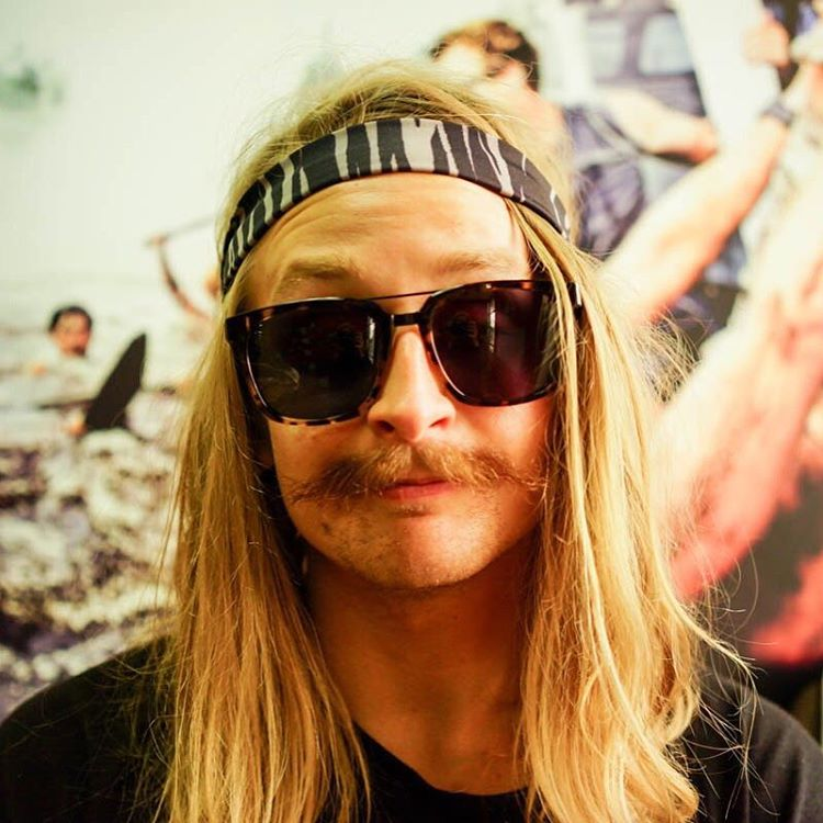 Ladies and gentleman, we give you @hhelgason wearing the new #Plimptons, available nationwide soon, and all his mustached glory. His office visit wouldn't be complete without some new gear on his face. He would also like to take you out for a nice...