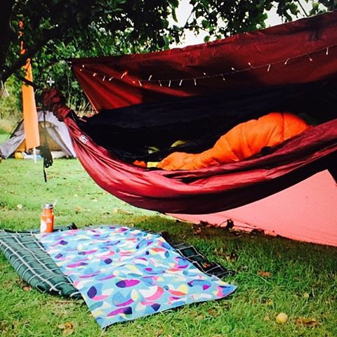 Who wants in on the party hammock with @outdoorpeople_photos ?!!?