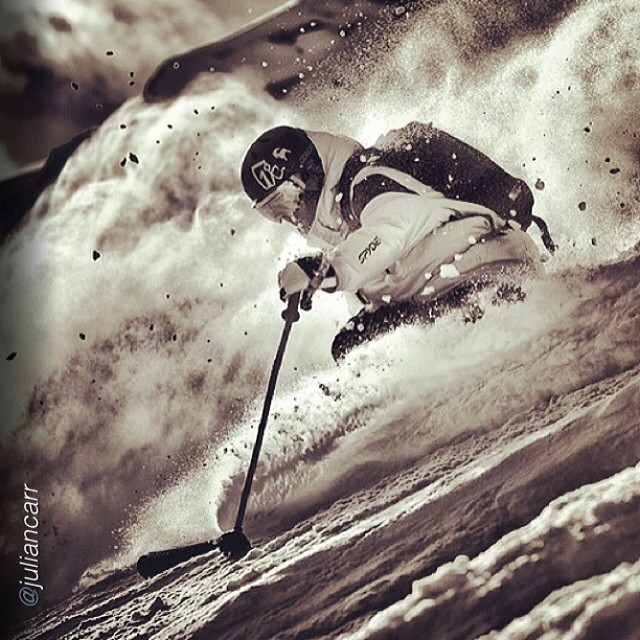 A time not too long ago, with Julian Carr and Adam Barker Photography at Snowbird... @juliancarr @adambarkerphotography @snowbird  #magicskiwands