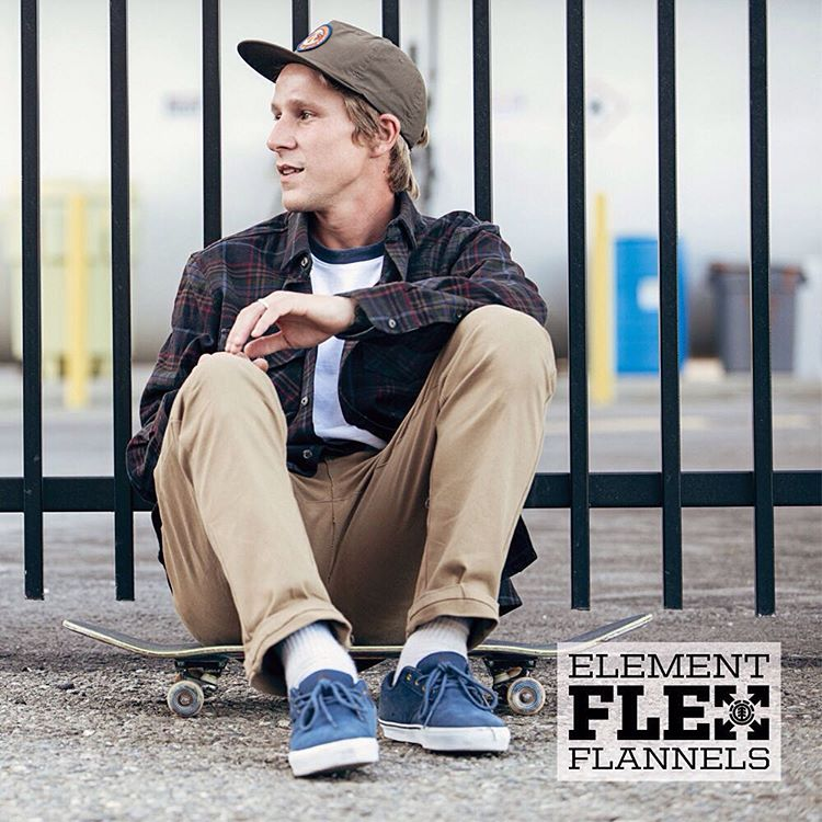 """""""Ride Without Restrictions"""" Element Flex Flannels are now available >>> Click the link in bio #ElementFlex"""